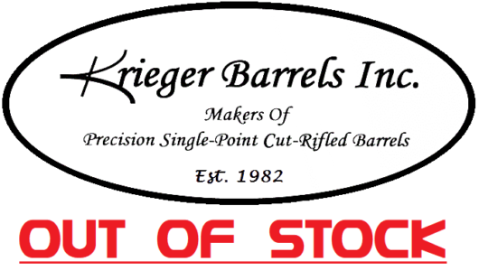 Krieger OUT OF STOCK