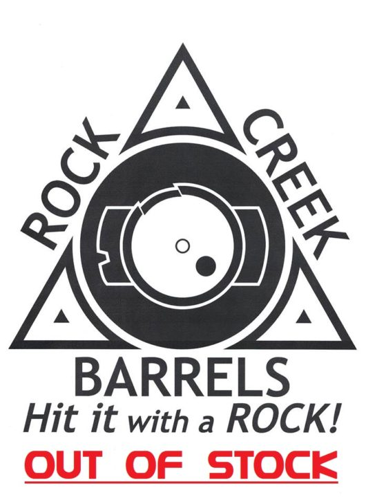 Rock Creek OUT OF STOCK