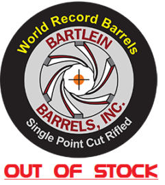 bartlein OUT OF STOCK